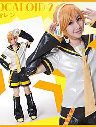 Vocaloid Fórmula VER. Kagamine Len cosplay traje