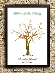 pintura digital personalizado - bem-vindo ao nosso casamento (inclui 6 cores de tinta, quadro não incluído)