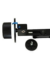 Тип F1 Follow Focus для Panasonic GH2, Canon 60D 600D 5D2 7D и более