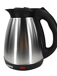 Stainless Steel 2.2L Electric Kettle (Silver)