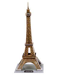 l'architecture diy 3d puzzle de tour eiffel (35pcs)