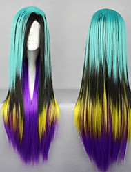 Lolita Wig Inspired by Beautiful Sweety Mixed Color Lolita Punk
