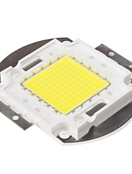 DIY 100W 8000-9000LM 6000-6500K Natural White Light Integrated LED Module (33-35V)