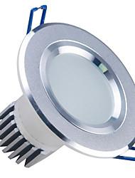 Luces de Techo Luces Empotradas 5 W LED de Alta Potencia 525 LM Blanco Cálido AC 100-240 V