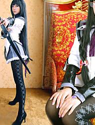 Puella Magi Madoka Magica Homura Akemi Cosplay Outfit