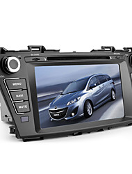 """8"""" 2 Din TFT Screen Car DVD Player For Mazda 5 With Bluetooth,GPS,iPod-Input,RDS,Canbus,with 1 Kudos TF Card"""