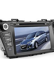 """8 """"lecteur DVD de voiture 2 DIN écran TFT pour Mazda 5 avec Bluetooth, GPS, iPod-entrée, rds, canbus"""