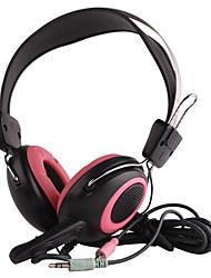 Fones de ouvido de tamanho integral PC FE-V35