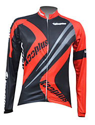 Kooplus 100% Polyester Jersey Ciclismo