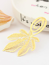Beautiful Maple Leaf Design Bookmarks