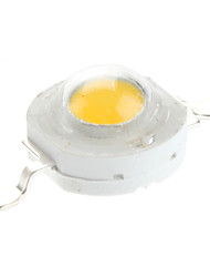 1W 3.2-2.4V 350ma Warm White Light Emitter (5-Pack)