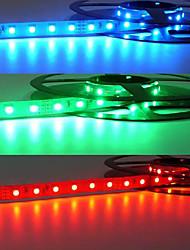 Prova da água 5M Fita LED, com 300 LEDs (azul / amarelo / verde)