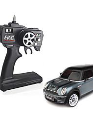 Mini-Z Firelap 1/28 2WD RC Mini Cooper mit 2.4G-Transmitter
