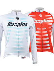 Kooplus Men's Cycling Long Sleeve Jersey