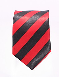 Men's Super Narrow Casual Stripes Necktie(Width:5CM)
