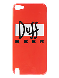 Duff Beer Design Étui de protection rigide pour 5 iPod Touch