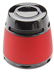 Bluetooth 2.1 + EDR Portable Stereo Altoparlante vivavoce con slot per TF card