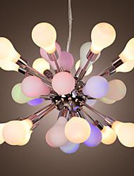 Modern Pendant Light with 16 Lights