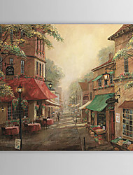 Hand Painted Oil Painting Museum Quality Landscape