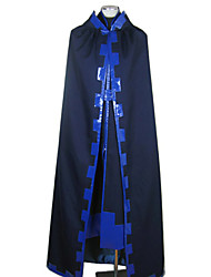 Inspired by Tsubasa Toya Anime Cosplay Costumes Cosplay Suits Patchwork Blue Long Sleeve Cloak / Coat / Shoe Cover