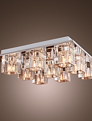 Ceiling Light Crystal Modern 9 Lights