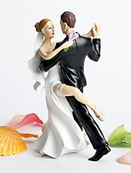 """I Am Always Dancing With You""Wedding Cake Topper"