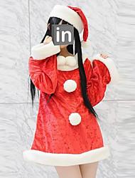 traje cosplay inspirado k-on! Mio Akiyama