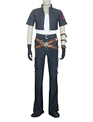Ispirato da Kingdom Hearts Squall Costumi Cosplay