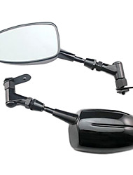 Rearview Mirrors For All HONDA/KAWASAKI/YAMAHA (Carbon/Black/Silve)