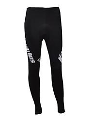 Kooplus Star Series Cycling Pants with Fleece Side