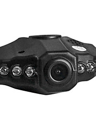 2.5 Inch 120 Degree Wide Angle View Car DVR Support LED Night Vision with Built-in Microphone