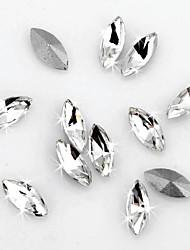Wedding Décor Gorgeous Marquise Cut Crystal Diamond Confetti - Set of 20 Pieces (More Sizes)
