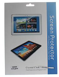 Protective Matte Screen Protector mit Reinigungstuch für Galaxy Note 10,1 N8000