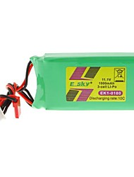 11.1v 1000mAh Lipo Battery for RC model