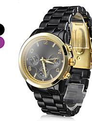 Women's Rubber Analog Quartz Wrist Watch (Assorted Colors) Cool Watches Unique Watches