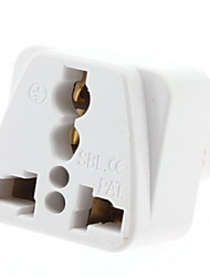 Branchez l'UE à l'adaptateur Travel Plug Multiple universelle (110-240V)