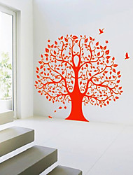 Stickers muraux grands arbres