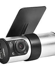 120 Wide Angle Car DVR with GPS Mode, Built-in Microphone Support LED Night Vision
