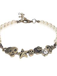 z&X® pulseira de pérolas estilo vintage da moda