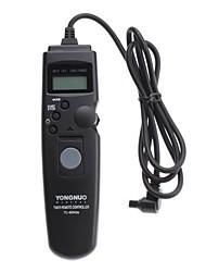 Yongnuo Timer Remote Control TC-80C3 für Canon
