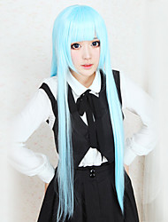 peruca cosplay inspirado no basquete que joga Kuroko versão feminina. Kuroko Tetsuya