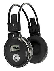 Folding Headphone MP3 Player with FM Radio