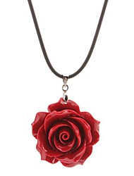 Women's Acrylic Necklace Daily/Causal
