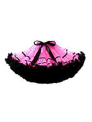 Dancewear Acrylic Ballet Performance Tutu Skirt For Ladies