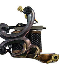 Damascus Steel Wire Cutting Tattoo Machine for Liner