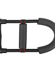Black Sponge Handle PP and RBS Hand Grip for Fitness