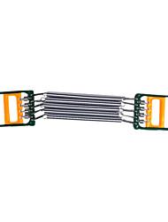 Kunststoffgriff 5 Federn Abnehmbare Doppel-Funktion Pull Expander Muskelaufbauprogrammen Keilrahmen