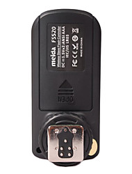 Meida FS520 2.4G Wireless Flash Groups Control 4-in-1 Trigger 60D 650D 1100D