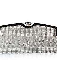 Charming Crystal Evening Handbag/Clutches(More Colors)