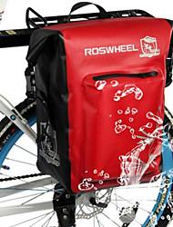 TPU / Nylon Light and Waterproof Cycling Side Luggage Bag (20L)